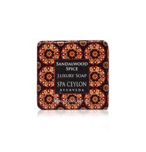 SANDALWOOD SPICE - Luxury Soap 100g