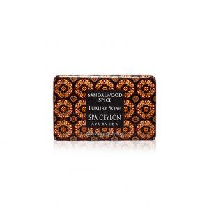 SANDALWOOD SPICE - Luxury Soap 250g