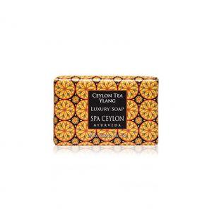 CEYLON TEA YLANG - Luxury Soap 250g