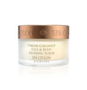 VIRGIN COCONUT - Face & Body Refining Scrub 100g