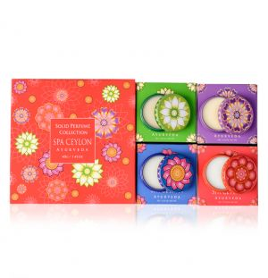 Solid Perfume Collection