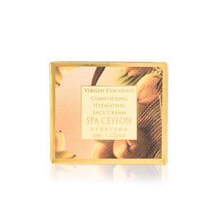 VIRGIN COCONUT - Comforting Hydrating Face Cream 100g
