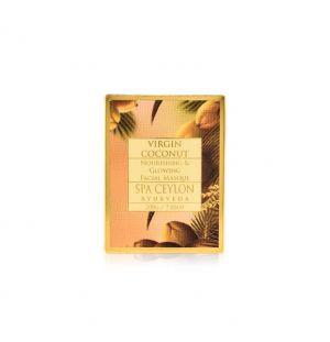 VIRGIN COCONUT - Nourishing & Glowing Facial Masque 200g