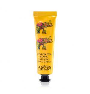 CEYLON ELEPHANT - CEYLON TEA YLANG - Intensive Hand Cream 30g