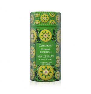 COMFORT- Herbal Infusion - Silken Tea Bags