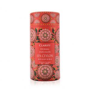 CLARIFY - Herbal Infusion - Silken Tea Bags