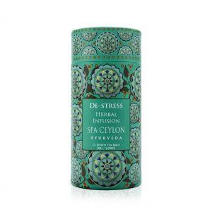 DE-STRESS - Herbal Infusion - Silken Tea Bags