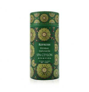 REFRESH - Herbal Infusion - Silken Tea Bags