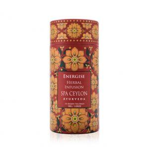 ENERGISE - Herbal Infusion - Silken Tea Bags