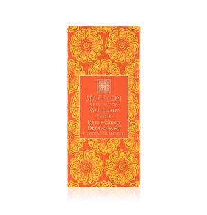 MANDARIN SPICE - Refreshing Deodorant 50ml