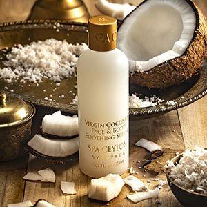 VIRGIN COCONUT - Face & Body Soothing Serum 150ml