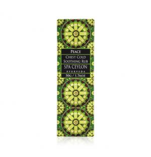PEACE - Chest Cold Soothing Rub 50g