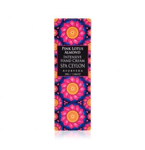 PINK LOTUS ALMOND - Intensive Hand Cream 30g