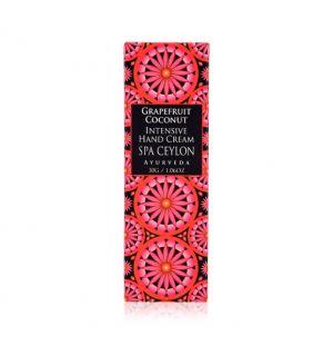 GRAPEFRUIT COCONUT  - Intensive Hand Cream 30g