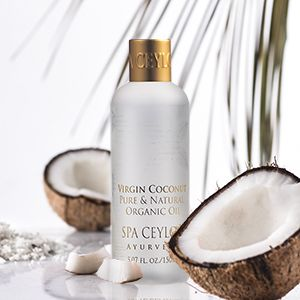 VIRGIN COCONUT - Pure & Natural Organic Oil 150ml