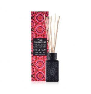PINK GRAPEFRUIT - Natural Twigs Room Aromizer