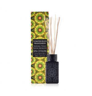 LEMON GRASS MANDARIN - Natural Twigs Room Aromizer