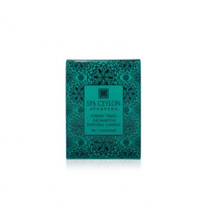 FOREST TRAIL  - Aromaveda Natural Candle 50g
