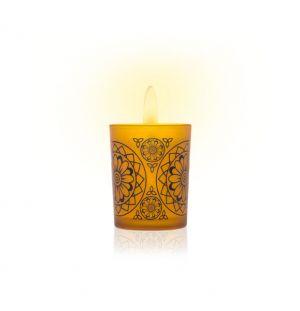 NEROLI JASMINE - Aromaveda Natural Candle 50g