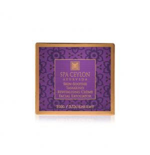SKIN SOOTHE -Tamarind - Revitalising Crème Facial Exfoliator 100g