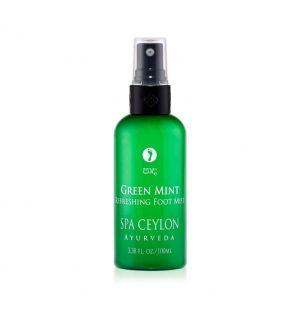 GREEN MINT -  Refreshing Foot Mist 100ml