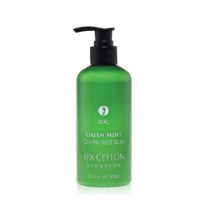 GREEN MINT- Cooling Foot Relief 300ml