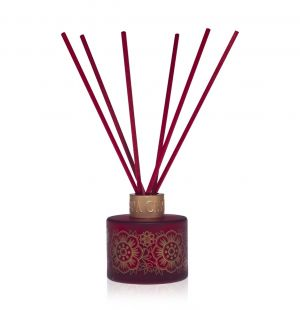 CARDAMOM ROSE - Natural Twigs Room Aromizer (Floral Paradise Limited Edition)