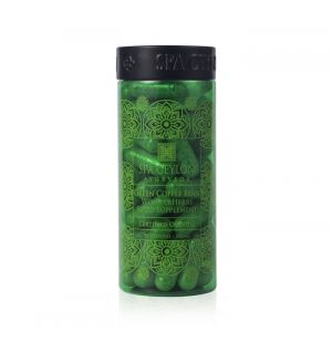 GREEN COFFE BEAN - WonderHerbs Food Supplement (50 Capsules)