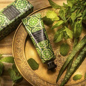 GREEN MINT - Cooling Aloe Leg Gel