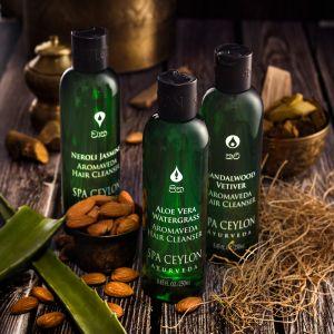 SANDALWOOD VETIVER - Hair Cleanser 250ml