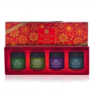 Luxury Balm Collection (Floral Paradise Limited Edition)