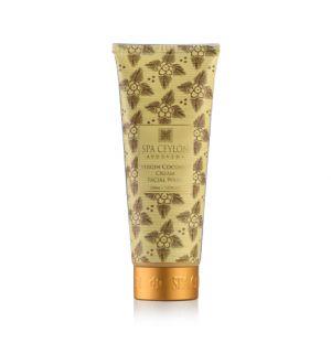 VIRGIN COCONUT  - Cream Facial Wash 150ml